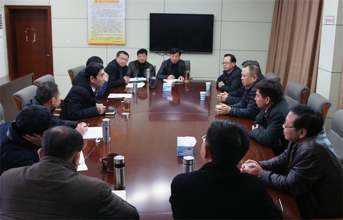 中国林科院亚林中心与新余市林业局共同商讨 院地科技合作相关事宜