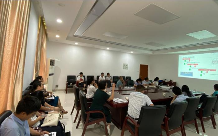 中国林科院热林所开展飞行时间质谱微生物鉴定系统使用培训